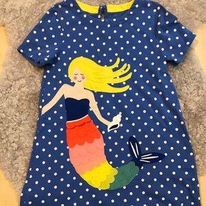 Mini Boden Mermaid Dress